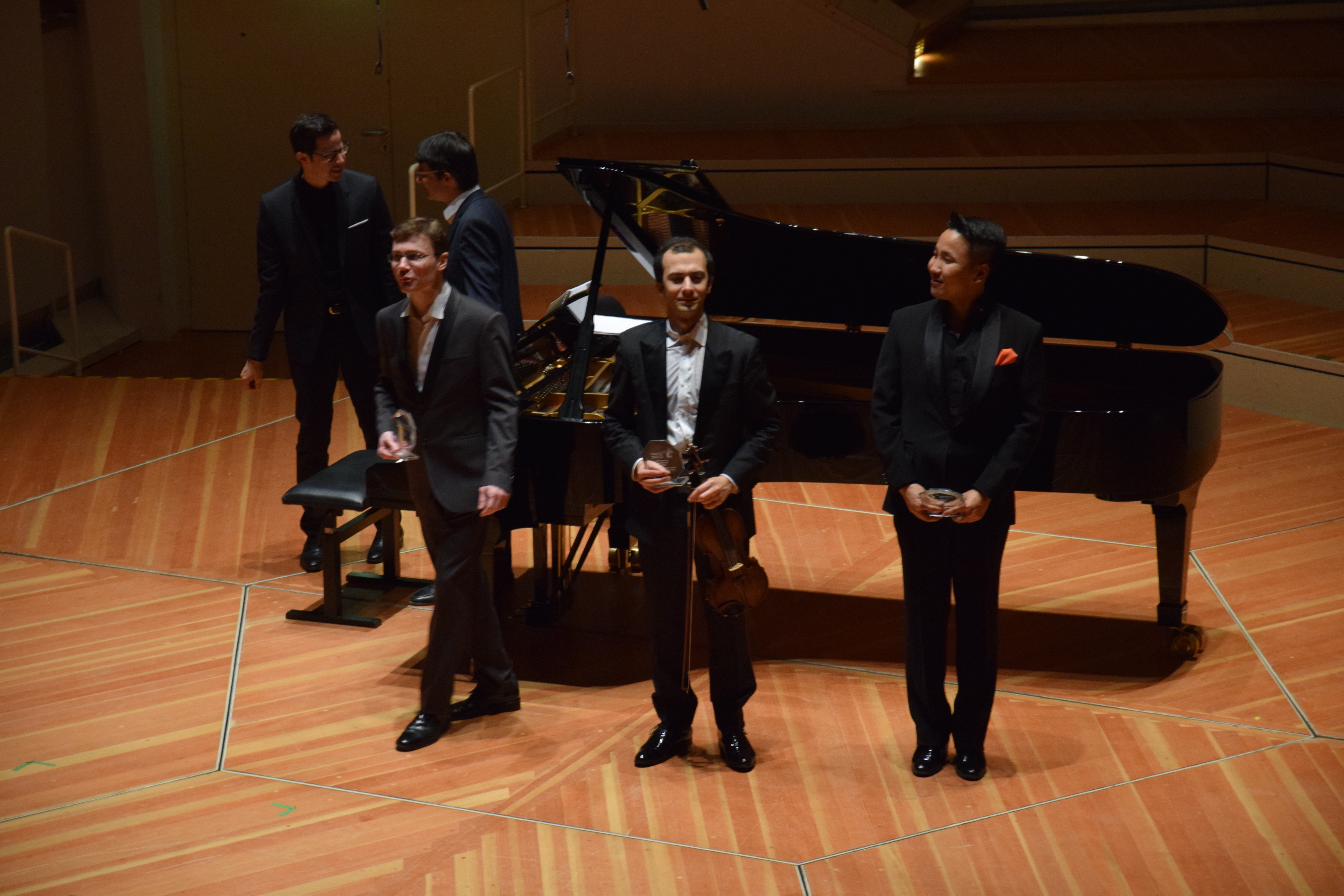 berliner music competition 1