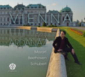 Félix Ardanaz Vienna CD