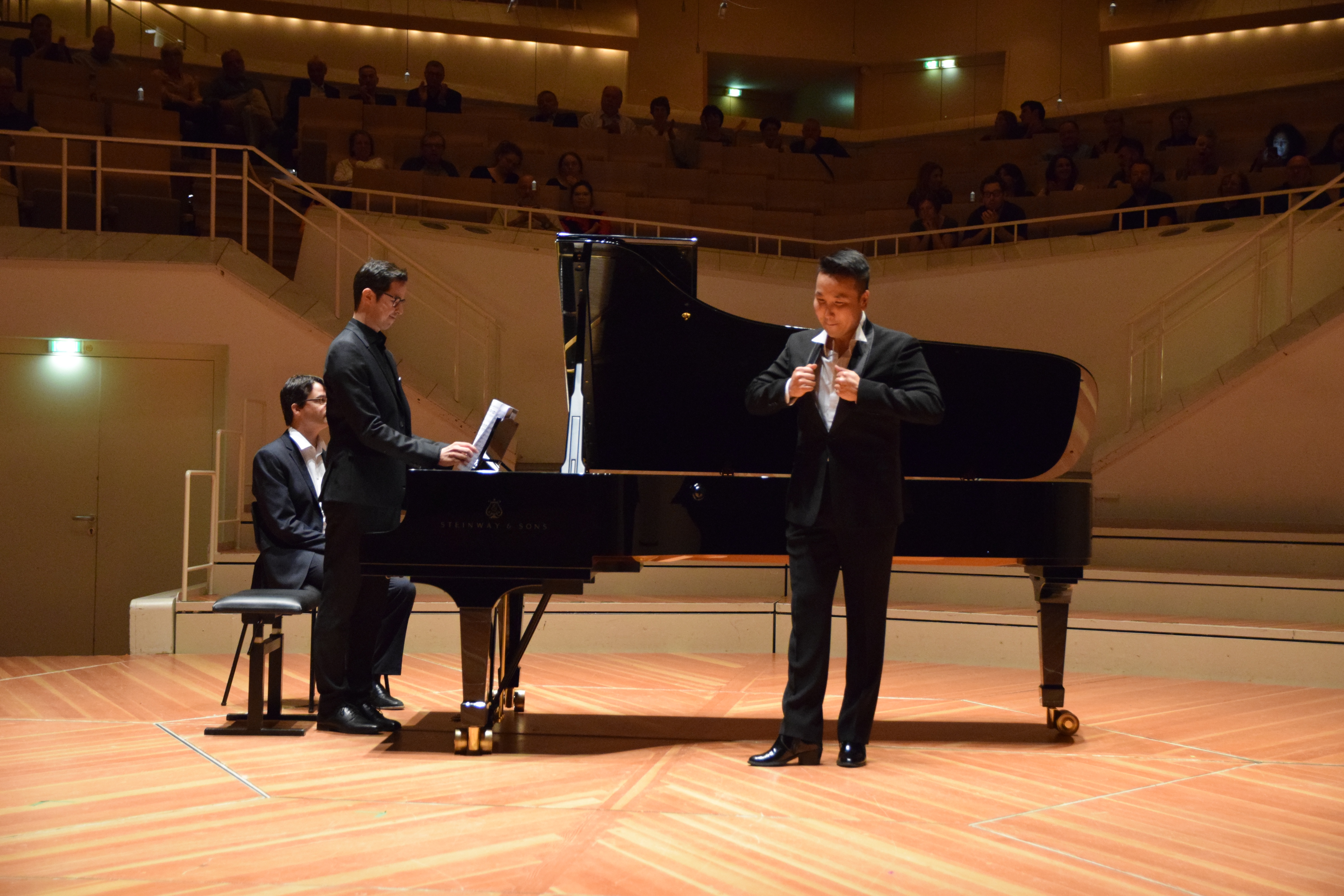 berliner music competition 25