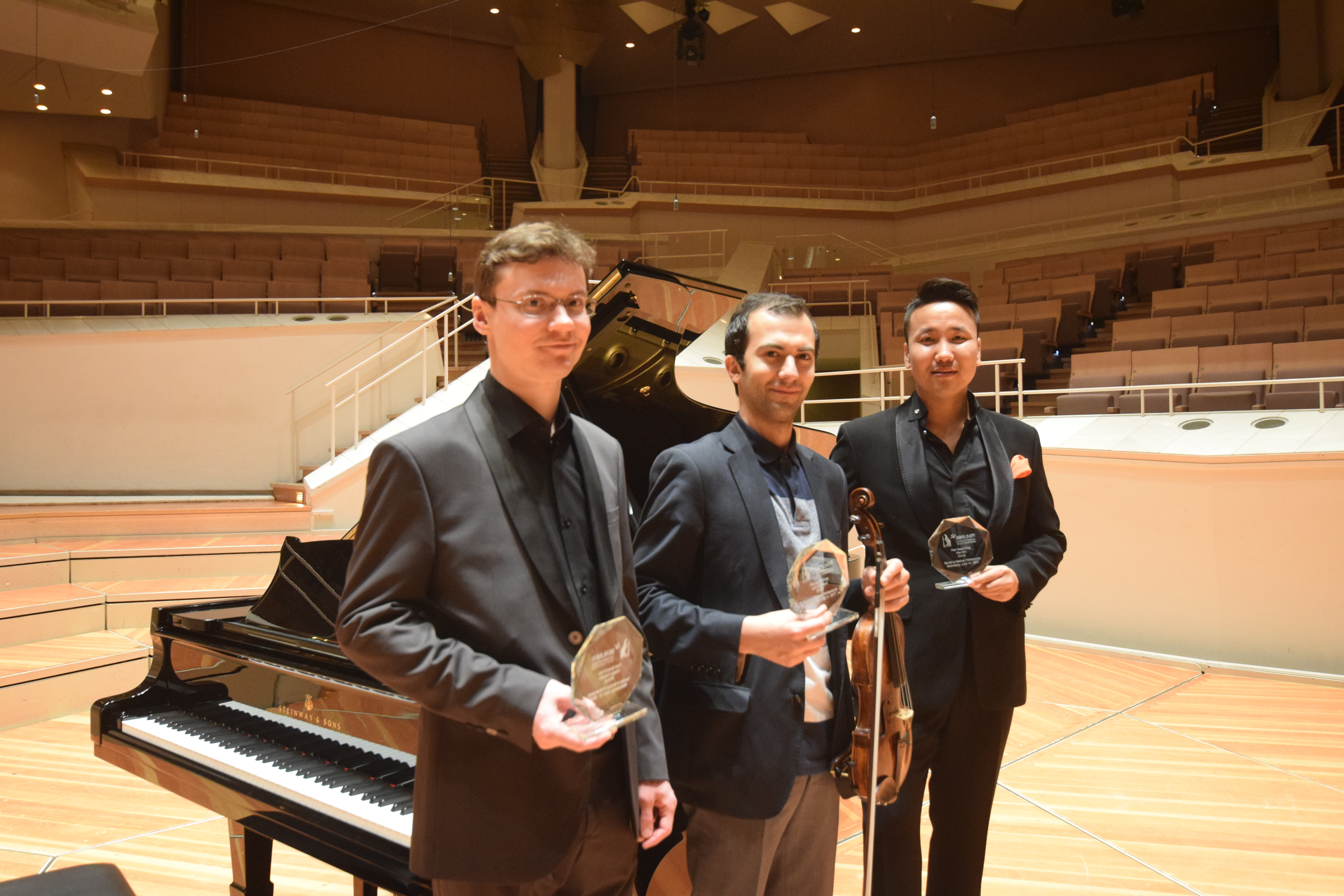 berliner music competition 70
