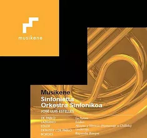 Félix Ardanaz Charle Bordes Musikene CD
