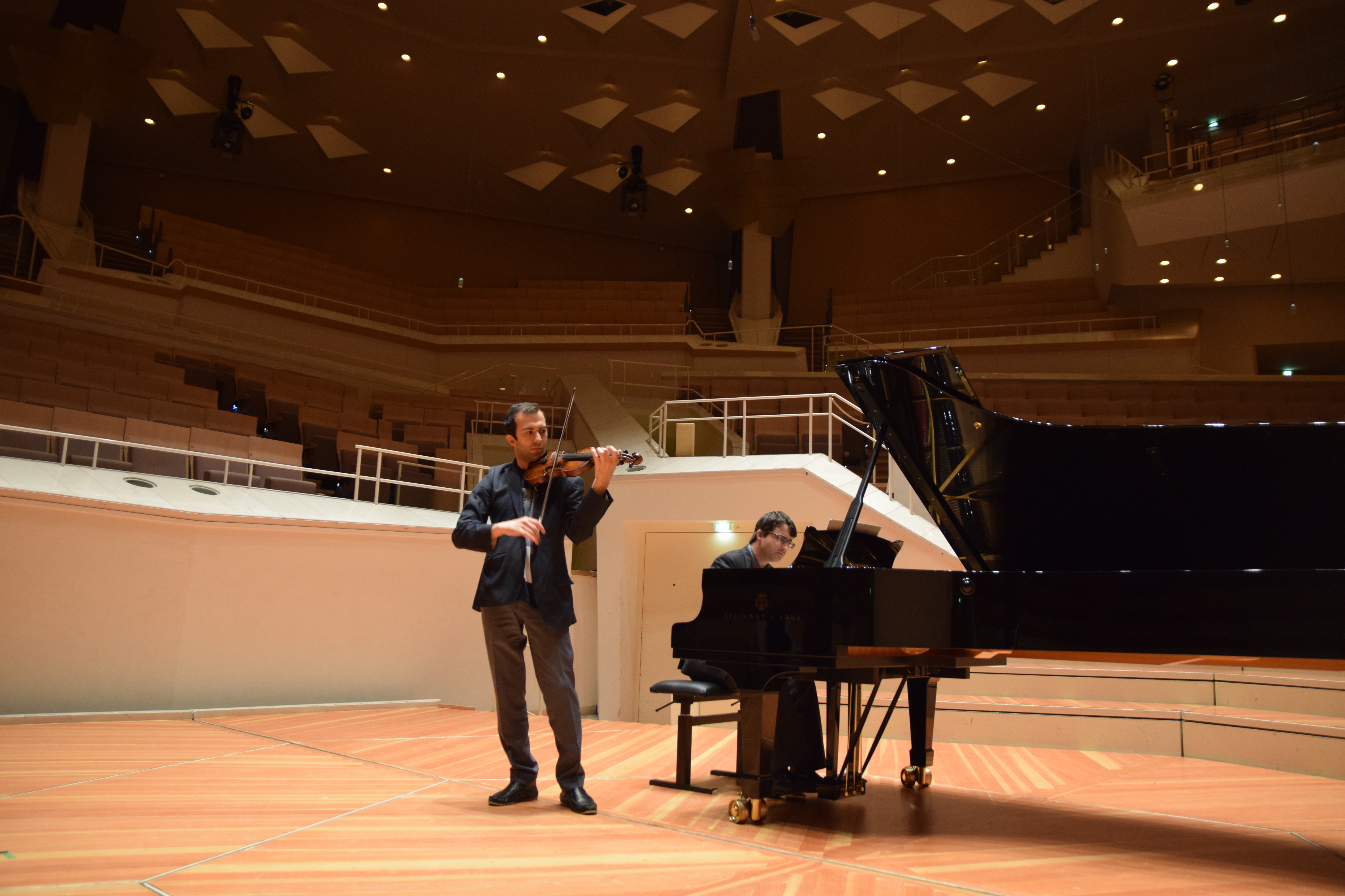 berliner music competition 85