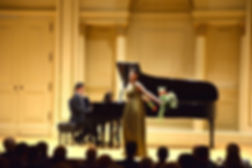 carnegie hall international music competition