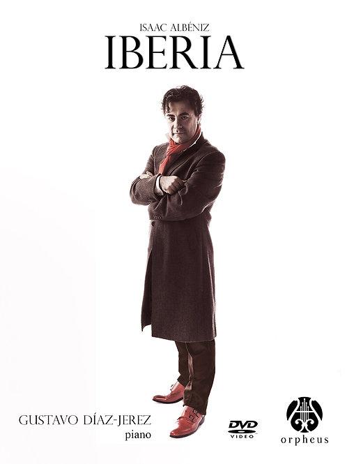 """""""Iberia"""", Isaac Albéniz (DVD) - Gustavo Díaz Jerez"""