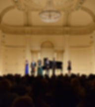 Mahattan Competition Carnegie Hall