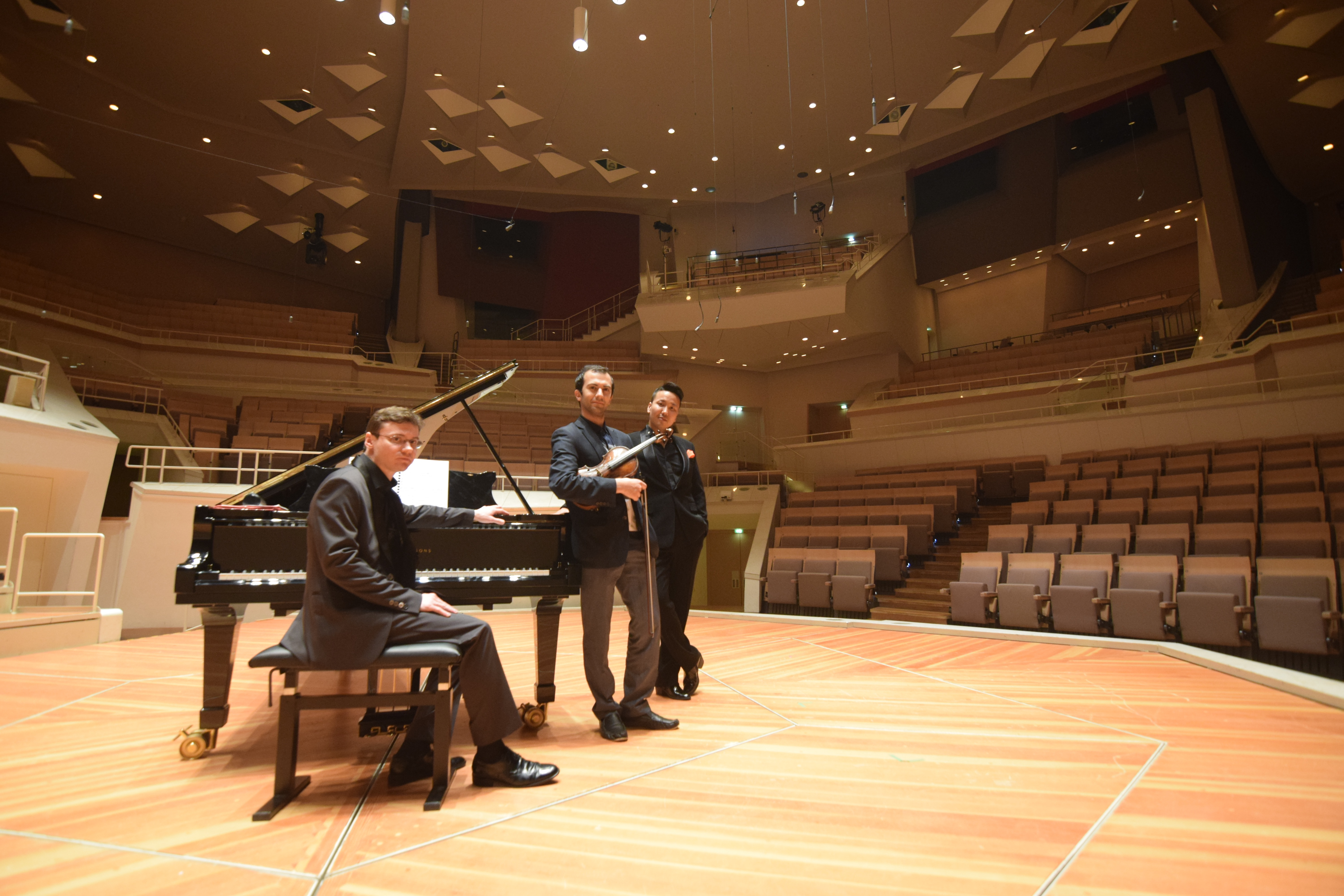 berliner music competition 68