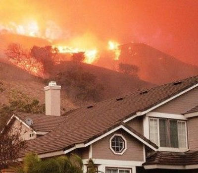 """Homes can be protected from the destructive forces by following Firewise practices such as removing flammable materials from around your house, increasing crown separation or nearby trees, thinning and pruning smaller trees, keeping grass cut short.  Keeping property """"lean, green and clean."""""""