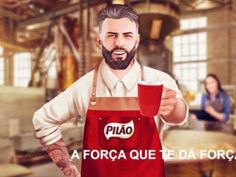 JWT | Café Pilão