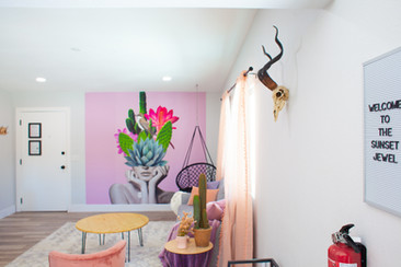 The Sunset Jewel   Living Room