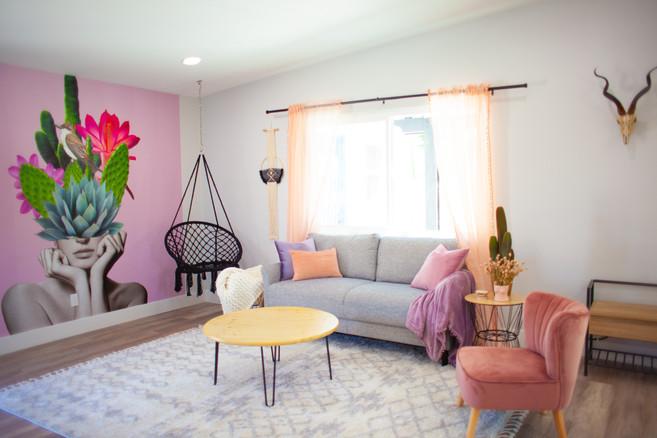 The Sunset Jewel | Living Room