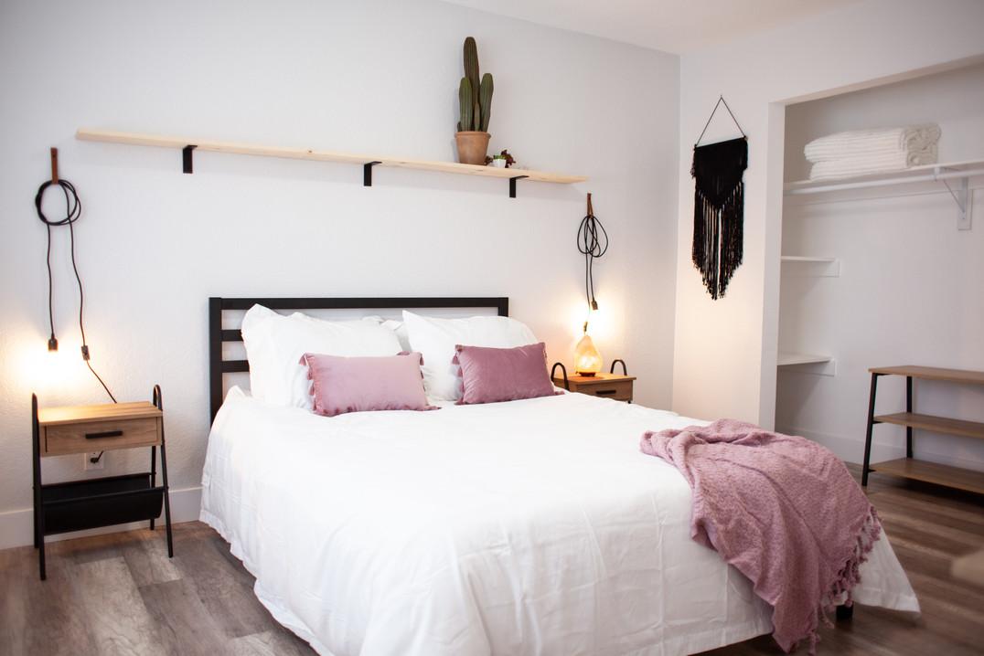 The Sunset Jewel | Master Bedroom