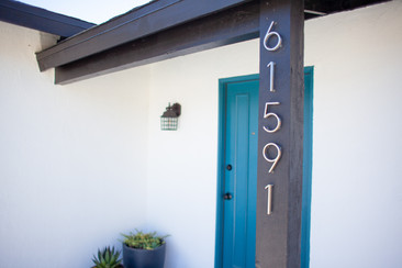 The Sunset Jewel | Front Door