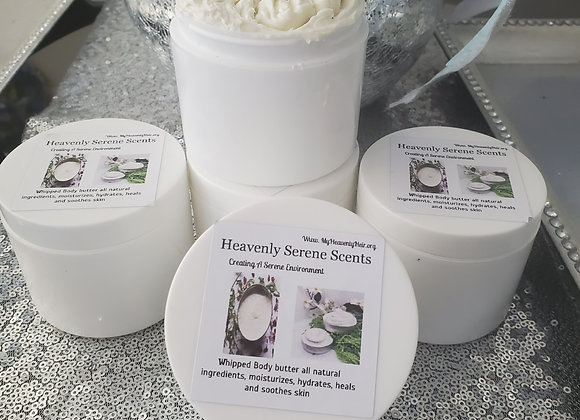 HeavenlySereneScents Body Moisturizer