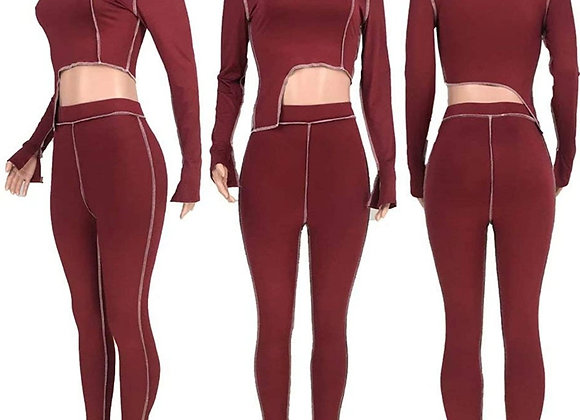 The Camille 2pc Tracksuit
