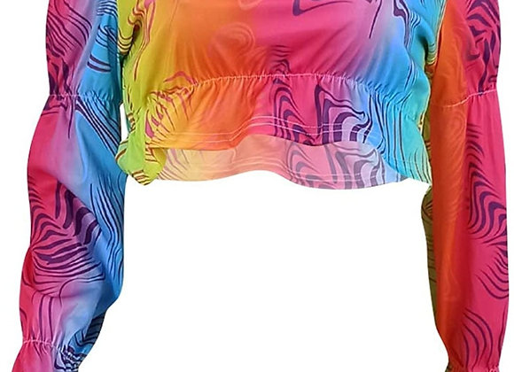The Shirley Crop Top