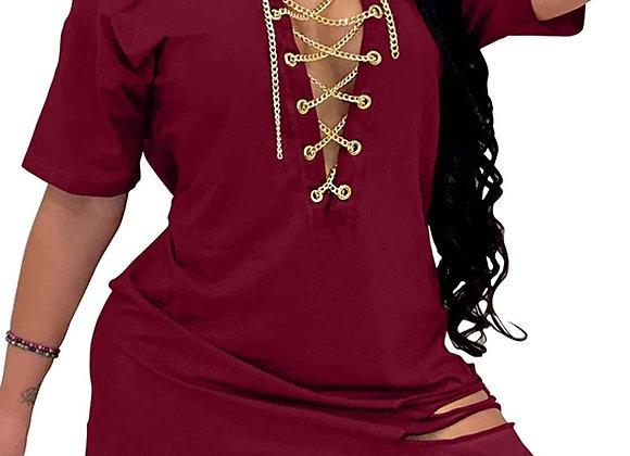The Tasha Shirt Dress