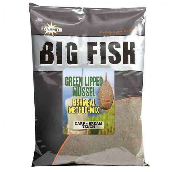 Dynamite Green Lipped Mussel Big Fish Groundbait - 1.8kg