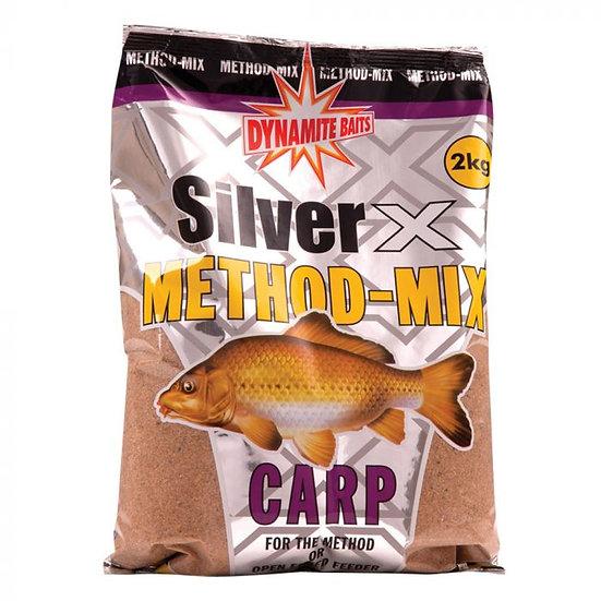 Dynamite Silver X Carp Method Mix - 2kg
