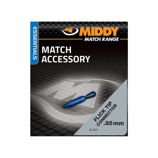 Middy Flick Tip Connector 0.85mm