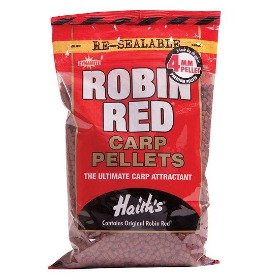 Dynamite 4mm Robin Red Pellets - 900g