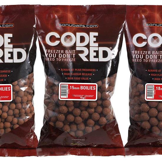 Sonubaits Code Red Boilies - 1kg