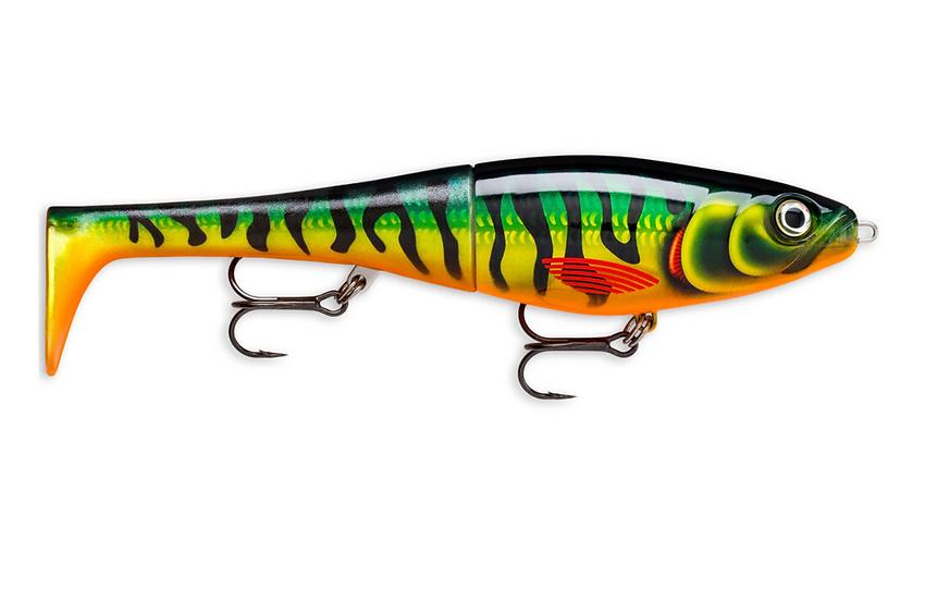 Rapala X Rap Peto - Hot Tiger Pike - 14cm 39g