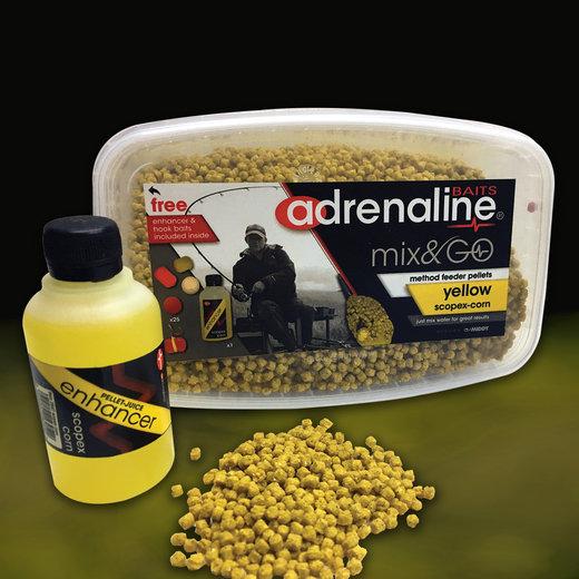 Adrenaline Method Mix&Go - Yellow