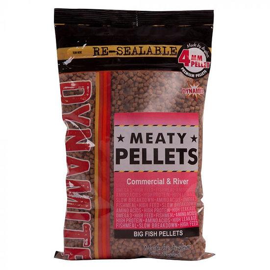 Dynamite 4mm Meaty Pellets - 900g