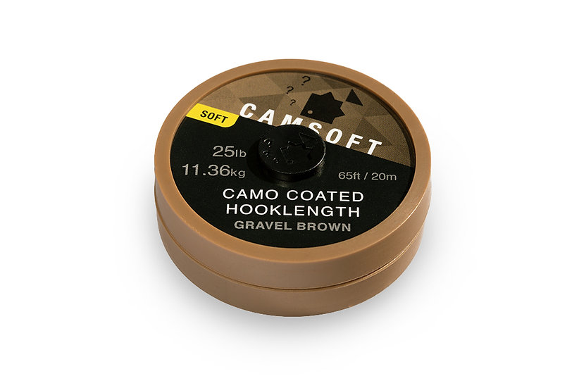 Thinking Camsoft Coated Hooklength - 20m