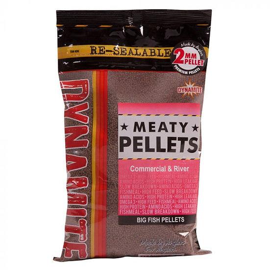 Dynamite 2mm Meaty Pellets - 900g