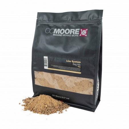 CC Moore Live System Bag Mix 1kg