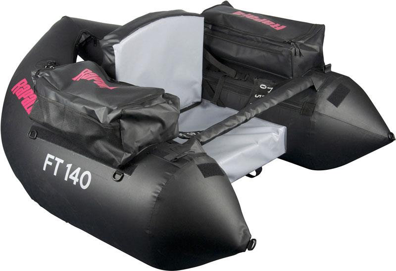 Rapala FT 140 Float Tube Belly Boat with Accessories