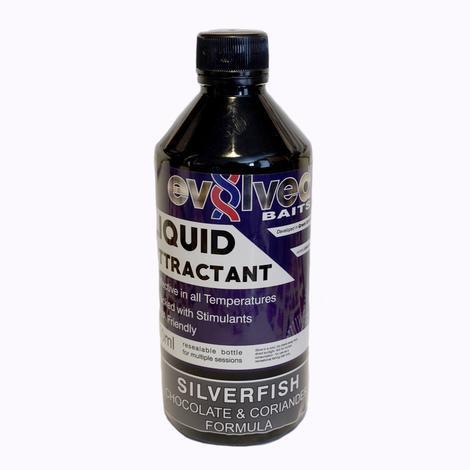Evolved Silver Fish - Chocolate & Coriander Formula