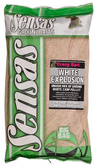 Sensas Big Bag White Explosion - 2kg