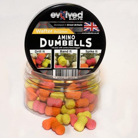 Evolved Amino Dumbells - Wafters - Mid Buoyancy