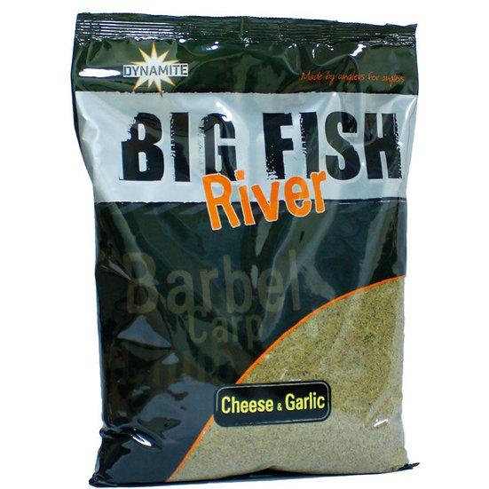 Dynamite Cheese & Garlic Big Fish Groundbait - 1.8kg
