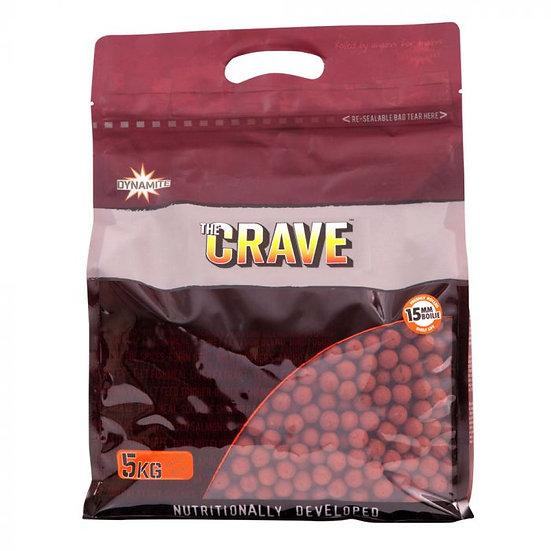 Dynamite 15mm Crave Boilies - 5kg