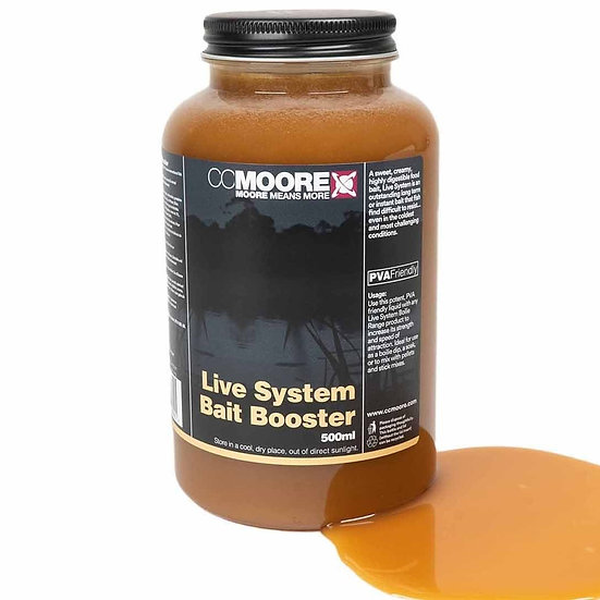 CC Moore Live System Bait Booster 500ml