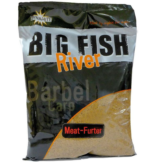 Dynamite Meat Furter Big Fish Groundbait - 1.8kg