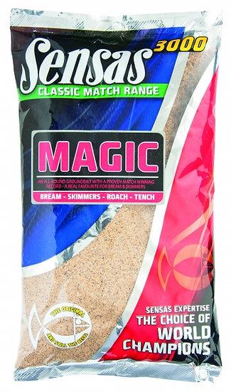 Sensas 3000 Classic Match Magic - 1kg