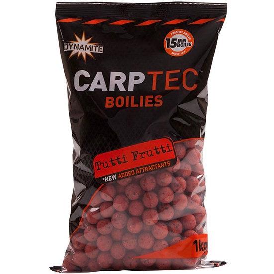 Dynamite 15mm Tutti Frutti CarpTec Boilies - 1kg