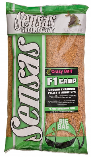 Sensas Big Bag F1 Carp - 2kg