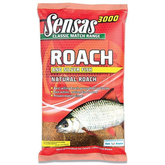 Sensas 3000 Classic Match Roach - 1kg