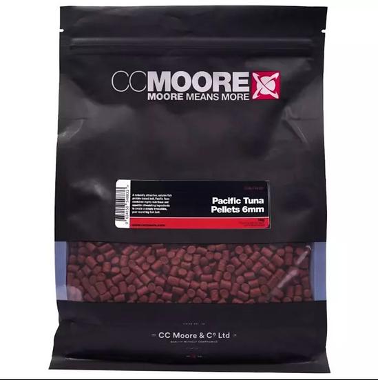 CC Moore 6mm Pacific Tuna Pellets 1kg