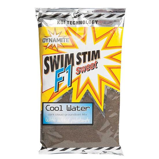 Dynamite F1 Sweet Cool Water Groundbait - 900g
