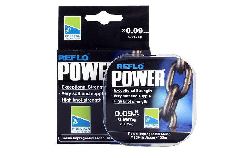 Preston REFLO Power - 100m