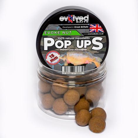 Evolved Pop Ups Evoke Nut