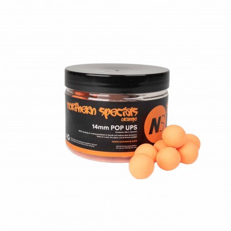 CC Moore NS1 Orange Pop Ups
