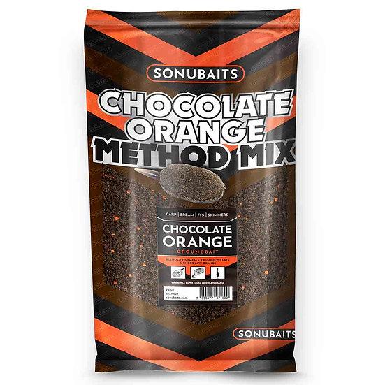 Sonubaits Chocolate Orange Groundbait - 2kg