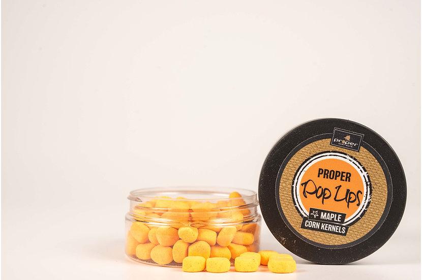 Proper Pop Ups - Maple Corn Kernels